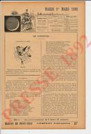 Le Carnaval Boeuf Gras Boeuf Apis Carême Prenant Texte De Marie Guerrier De Haupt 1892  241/15 - Ohne Zuordnung