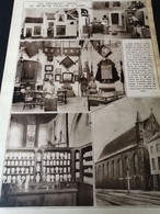 GAND..1932.. LES NOUVELLES SALLES DU MUSÉE DE FOLKLORE A GAND - Ohne Zuordnung