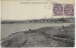 FRANCE - RARE - DECIZE - Saint-Léger-des-Vignes - La Verrerie - - Decize