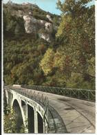 SAINT CEZAIRE ( Alpes Maritimes ) , Pont De La Siagne Dans Les Gorges , 1967 - Otros Municipios
