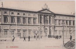 ZARAGOZA CAPITANIA GENERAL    ZARAGOZA ARAGON ESPAÑA ESPAGNE - Zaragoza