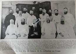CONGO..1933.. STANLEYVILLE.. MISSIONNAIRES LE DISTRCT DE STANLEYVILLE - Ohne Zuordnung