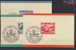 Deutsches Reich 686-688 (kompl.Ausg.) Gestempelt 1939 IAA Berlin Automobilausstellung (9519481 - Gebraucht