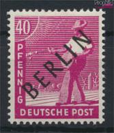 Berlin (West) 12 Postfrisch 1948 Schwarzaufdruck (9520057 - Neufs