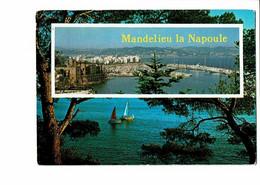 06 - MANDELIEU LA NAPOULE - Multivues - 6833 - Otros Municipios