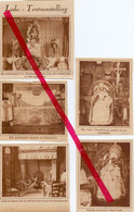 Orig. Knipsel Coupure Tijdschrift Magazine - Lede - Tentoonstelling Folklore - 1929 - Ohne Zuordnung