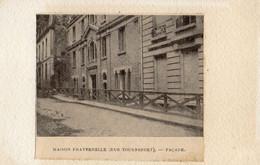 75.PARIS/ MAISON FRATERNELLE DES PROTESTANTS/ RUE TOURNEFORT // - Zonder Classificatie
