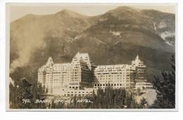 BANFF SPRINGS HOTEL - Banff