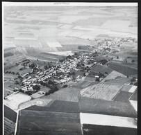 1972  --  MONS EN CHAUSSEE VUE AERIENNE . 3U480 - Ohne Zuordnung