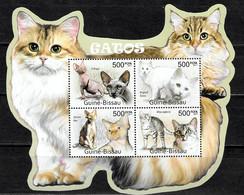 GUINEA BISSUAL  AÑO 2011 - Hauskatzen