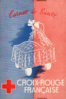Pochette Carnet De Santé Croix Rouge Française - Ohne Zuordnung
