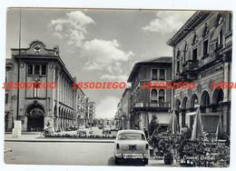 SAN DONA DI PIAVE - VIA CESARE BATTISTI F/GRANDE  VIAGGIATA 1959  ANIMATA - Venezia (Venice)