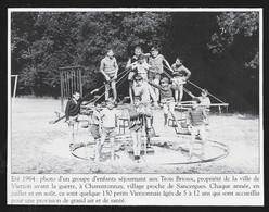 2007  --  CHARENTONNAY LES TROIS BRIOUX 1964 ENFANS DE VIERZON . 3U487 - Ohne Zuordnung