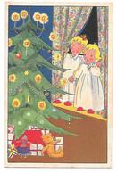 Teddy Bear, Ours En Peluche, Teddybär, Orsacchiotto, Christmas Tree, Sapin De Noël, Tannenbaum, Girls, Filles, Doll - Sin Clasificación