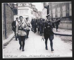 2004  --  COMPIEGNE . 1944 . PRISONNIERS ALLEMANDS . 3U491 - Ohne Zuordnung