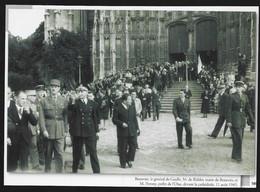 2004  --  BEAUVAIS . VISITE DU GENERAL DE GAULLE . 11 AOUT 1945 . 3U498 - Ohne Zuordnung