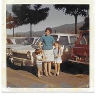 PYRENEES ORIENTALES - SIMCA IMMATRICULEE 339FW66 - PHOTO - Automobili