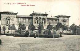 ZARAGOZA   PALACIO DEL MUSEO     ZARAGOZA ARAGON ESPAÑA ESPAGNE - Zaragoza