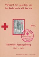 Rode Kruis Afdeling Deurne 1965 - 1970 - Lettres & Documents