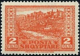ALBANIE - Vue De Gjirokastër - Albanië