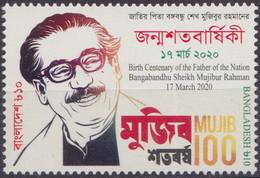 Bangladesh (2020) - Set - /  Father Nation Aniversary - Bangladesh