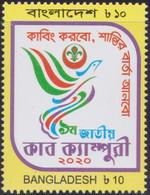 Bangladesh (2020) - Set - / Boy Scouts - Scouting - Scout - Unclassified