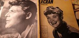 ECRAN FRANCAIS/GERARD PHILIPE  MARCEL CARNE /SIMONE SIMON/BACQUET FRICOTIN/GRECO CORBEAU /LUGUET ANNIE DUCAUX// - Cinema