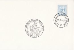 Buggenhout Koningsfeesten / Automobiel Postkantoor 1964 - Lettres & Documents