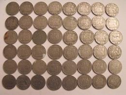 France. Lot De 48 Pièces De 25 Centimes. 1903. - F. 25 Centimes