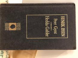 Libro Peer Gynt / Hedda Gable Año 1985 - Theatre