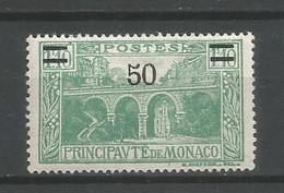 Timbre Monaco En  Neuf  ** N 107 - Unused Stamps