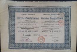 Spiegelglas Fabrieken Brussel 1899 - Sin Clasificación