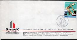 Argentina - 2002 - Lettre - Cachet Spécial - Championnat Du Monde 2002 - Thème Du Football - A1RR2 - 2002 – Corea Del Sur / Japón