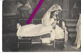 """Russie 1909 """"Types Du Caucase"""" Mère Géorgienne Circulée Kantais Mons (B) Berceau Bébé Russia Mother Cradle Baby - Rusland"""