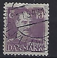 Denmark  1942-46  Christian X (o) Mi.269a  (cancelled VESTJYLLAND) - Used Stamps