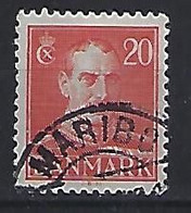 Denmark  1942-46  Christian X (o) Mi.271 (cancelled MARIBO) - Used Stamps