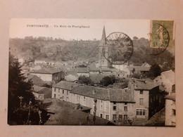 CPA - 63 - PONTGIBAUD - Un Coin De Pontgibaud - Andere Gemeenten