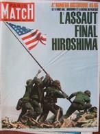 PARIS MATCH N°856 (4 Sept 1965) Numéro Historique L'assaut Final D'Hiroshima - General Issues