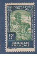 SOUDAN  N°  YVERT  :   63   NEUF AVEC  CHARNIERES      ( CH   3 / 61 ) - Nuovi