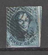 Belgique N°11 - 1858-1862 Medaillons (9/12)