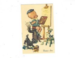 ENFANT  CHIEN CHAT    LECON DE  BEAUX ARTS  ****        A  SAISIR **** - Unclassified