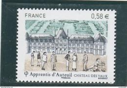 FRANCE 2013 LES APPRENTIS D AUTEUIL  YT 4738 - NEUF** - - Nuovi