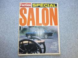 L'ACTION Automobile Octobre 1965 OPEL KADETT, Spécial SALON  ; REV03 - Auto/Motorrad