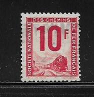 FRANCE  ( FCPT - 20 ) 1944    N° YVERT ET TELLIER  N° 10 - Otros