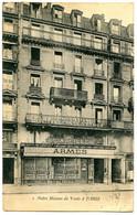 75003 PARIS - Fabicant D'armes Marque Abeille - Maison De Vente 81 Rue Turbigo - Correspondance Commerciale - Paris (03)