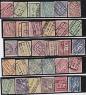 Belgie  .   OBP  .   TR  100/127       .   O   .   Gebruikt    .   /  . Oblitéré - 1915-1921