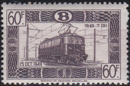 Belgie  .   OBP  .    TR 321A      .   **   .   Postfris    .   /  . Neuf Avec Gomme Et SANS Charnière - 1942-1951