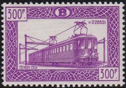 Belgie  .   OBP  .    TR 321  (2 Scans)      .   **   .   Postfris    .   /  . Neuf Avec Gomme Et SANS Charnière - 1942-1951