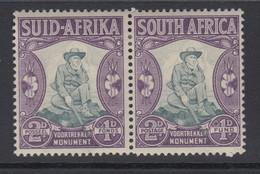 South Africa, Scott B3 (SG 52), MHR - Nuovi