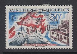 St. Pierre & Miquelon, Scott 374, Used - Other